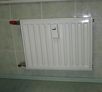 alokators jaunam radiatoram
